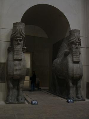 サルゴン2世の宮殿